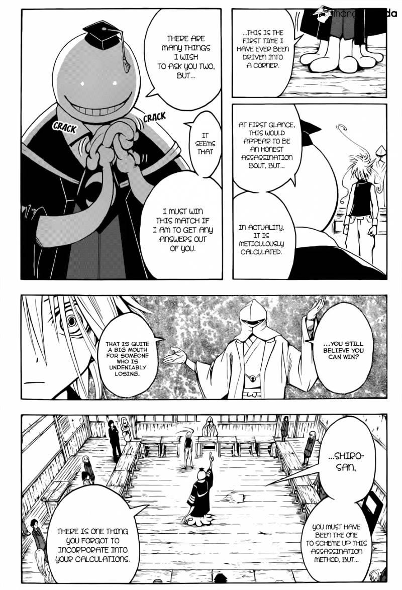 Ansatsu Kyoushitsu Chapter 31  Online Free Manga Read Image 13