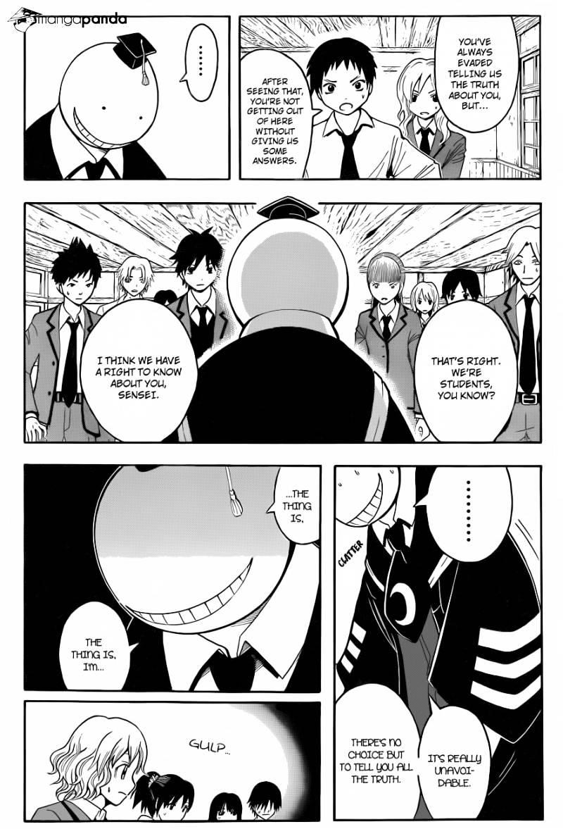 Ansatsu Kyoushitsu Chapter 32  Online Free Manga Read Image 11
