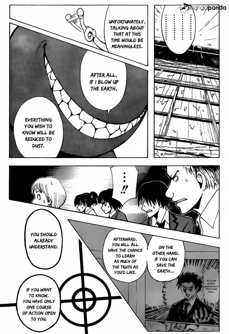 Ansatsu Kyoushitsu Chapter 32  Online Free Manga Read Image 14