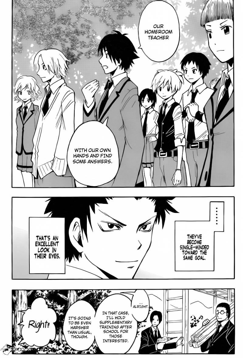 Ansatsu Kyoushitsu Chapter 32  Online Free Manga Read Image 19