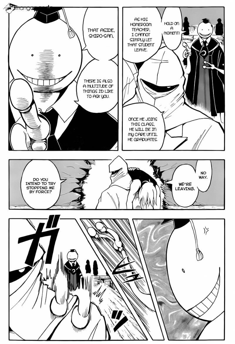Ansatsu Kyoushitsu Chapter 32  Online Free Manga Read Image 6
