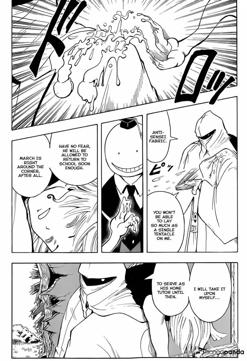 Ansatsu Kyoushitsu Chapter 32  Online Free Manga Read Image 7