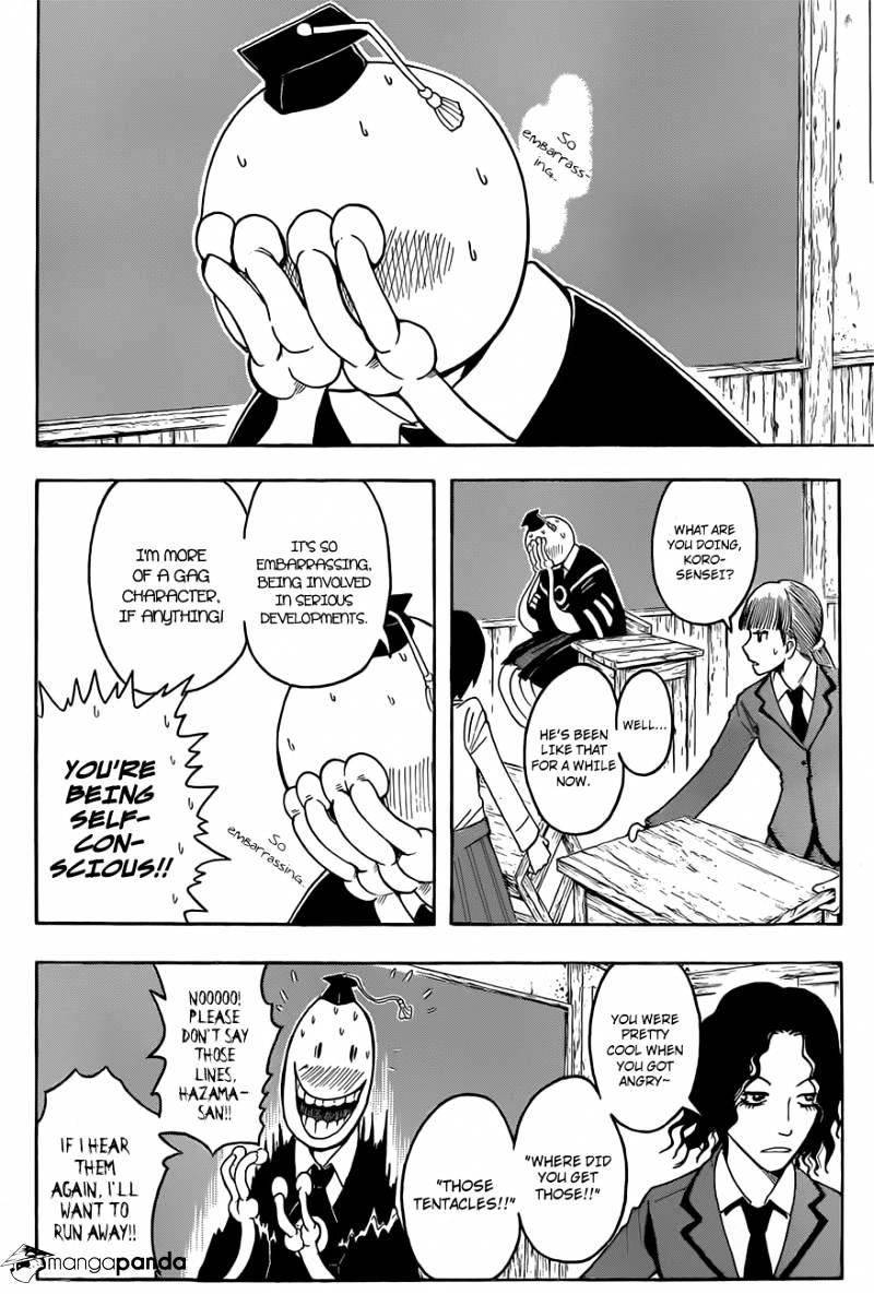Ansatsu Kyoushitsu Chapter 32  Online Free Manga Read Image 9