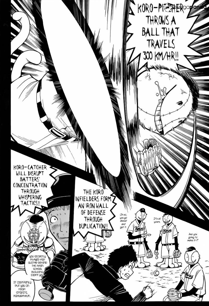Ansatsu Kyoushitsu Chapter 34  Online Free Manga Read Image 12