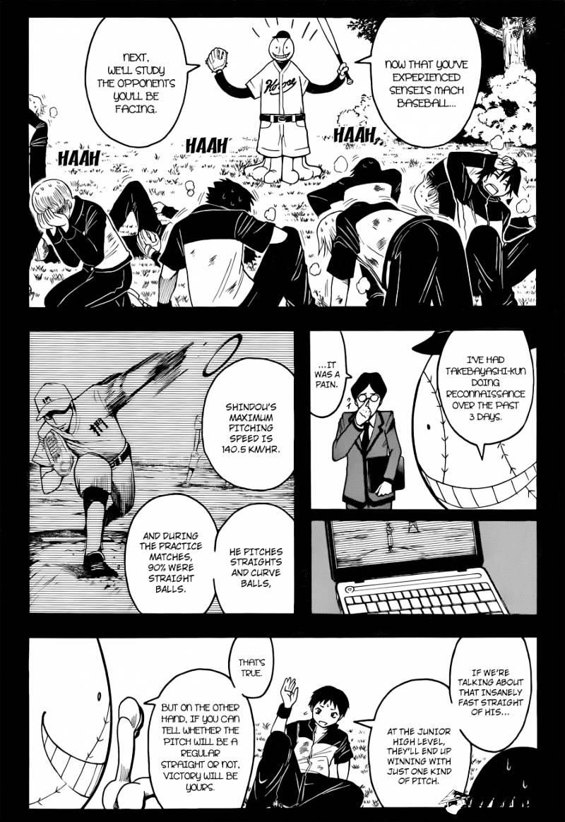 Ansatsu Kyoushitsu Chapter 34  Online Free Manga Read Image 13