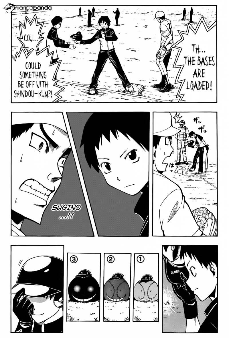 Ansatsu Kyoushitsu Chapter 34  Online Free Manga Read Image 15