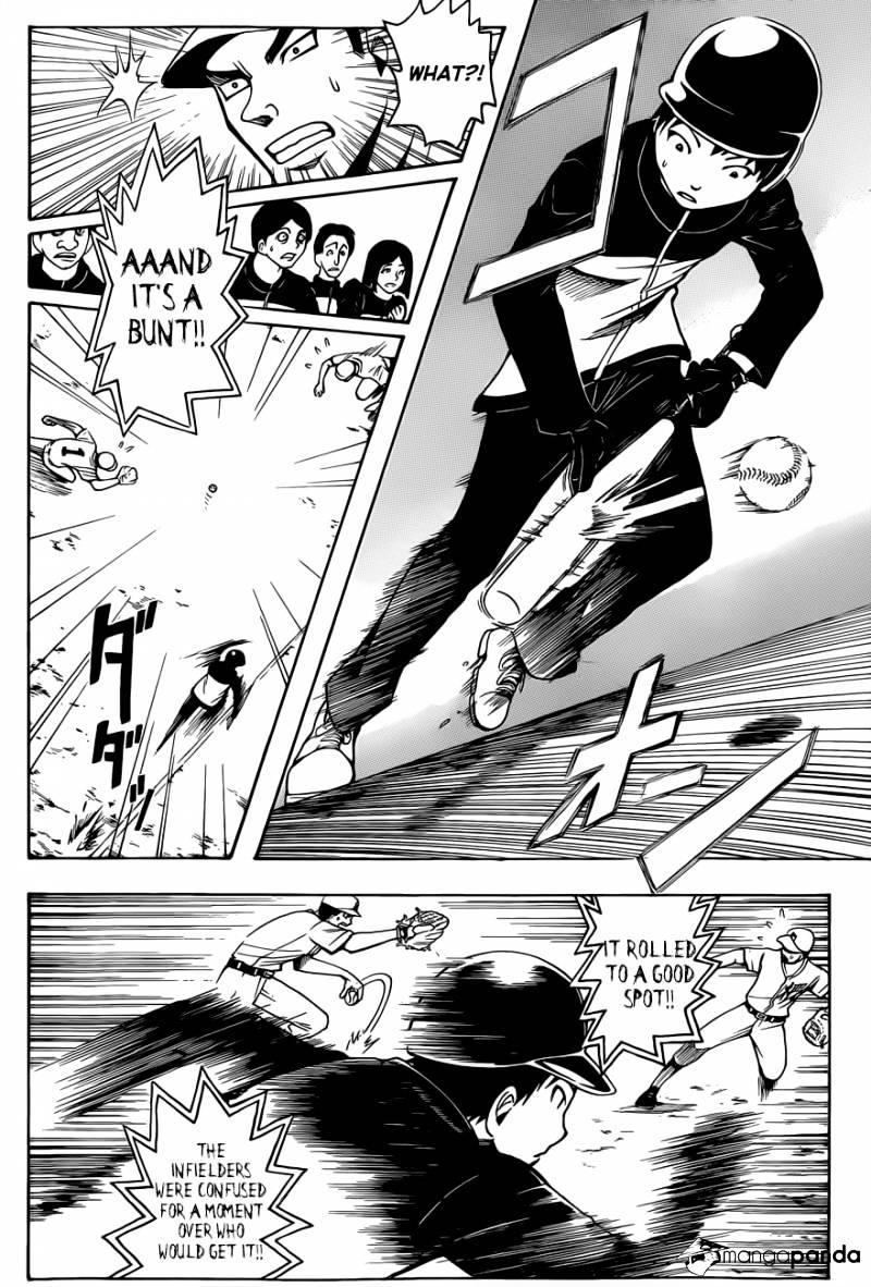 Ansatsu Kyoushitsu Chapter 34  Online Free Manga Read Image 8