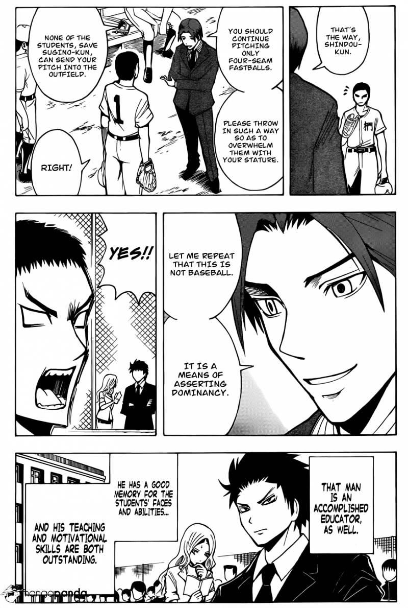 Ansatsu Kyoushitsu Chapter 35  Online Free Manga Read Image 12