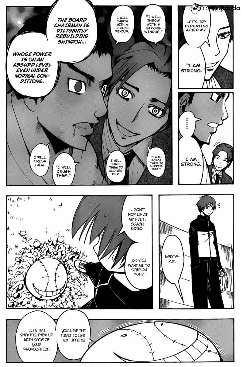 Ansatsu Kyoushitsu Chapter 35  Online Free Manga Read Image 15