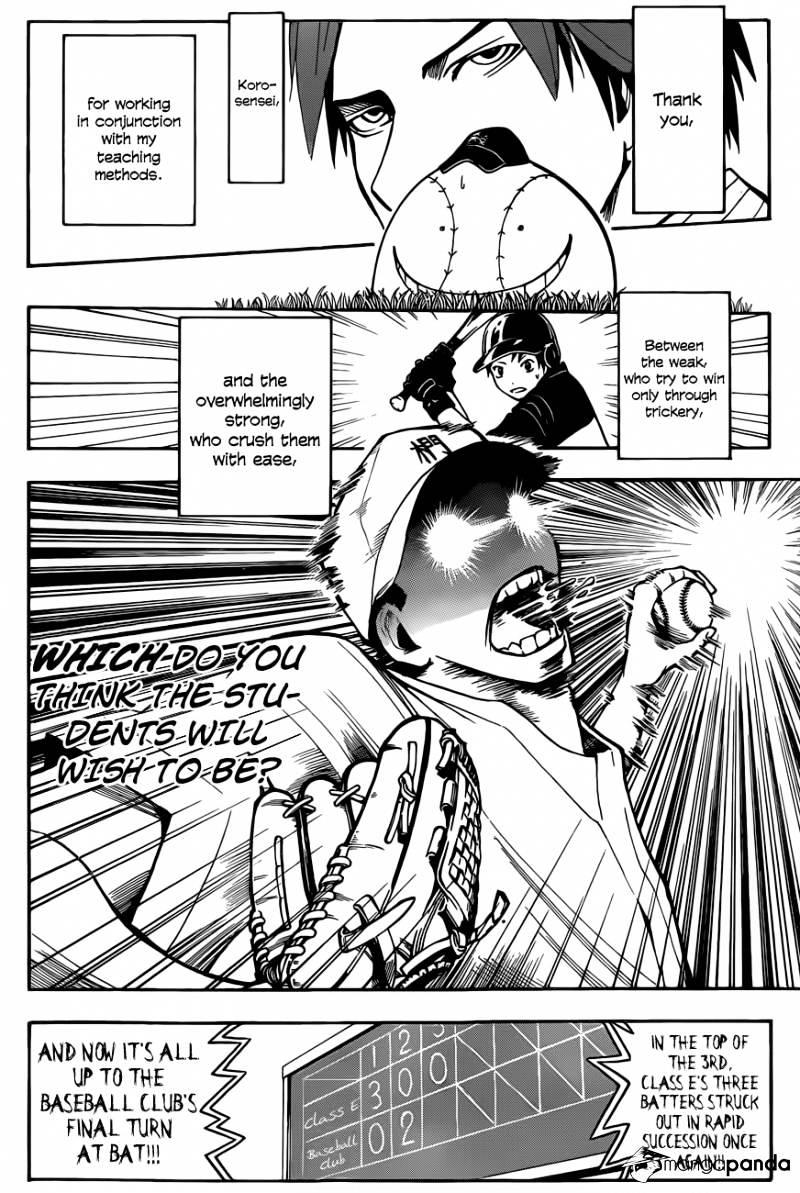 Ansatsu Kyoushitsu Chapter 35  Online Free Manga Read Image 19
