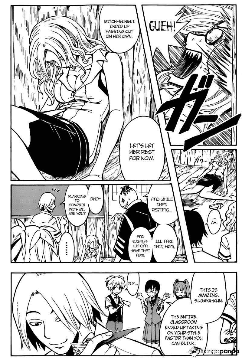 Ansatsu Kyoushitsu Chapter 37  Online Free Manga Read Image 11