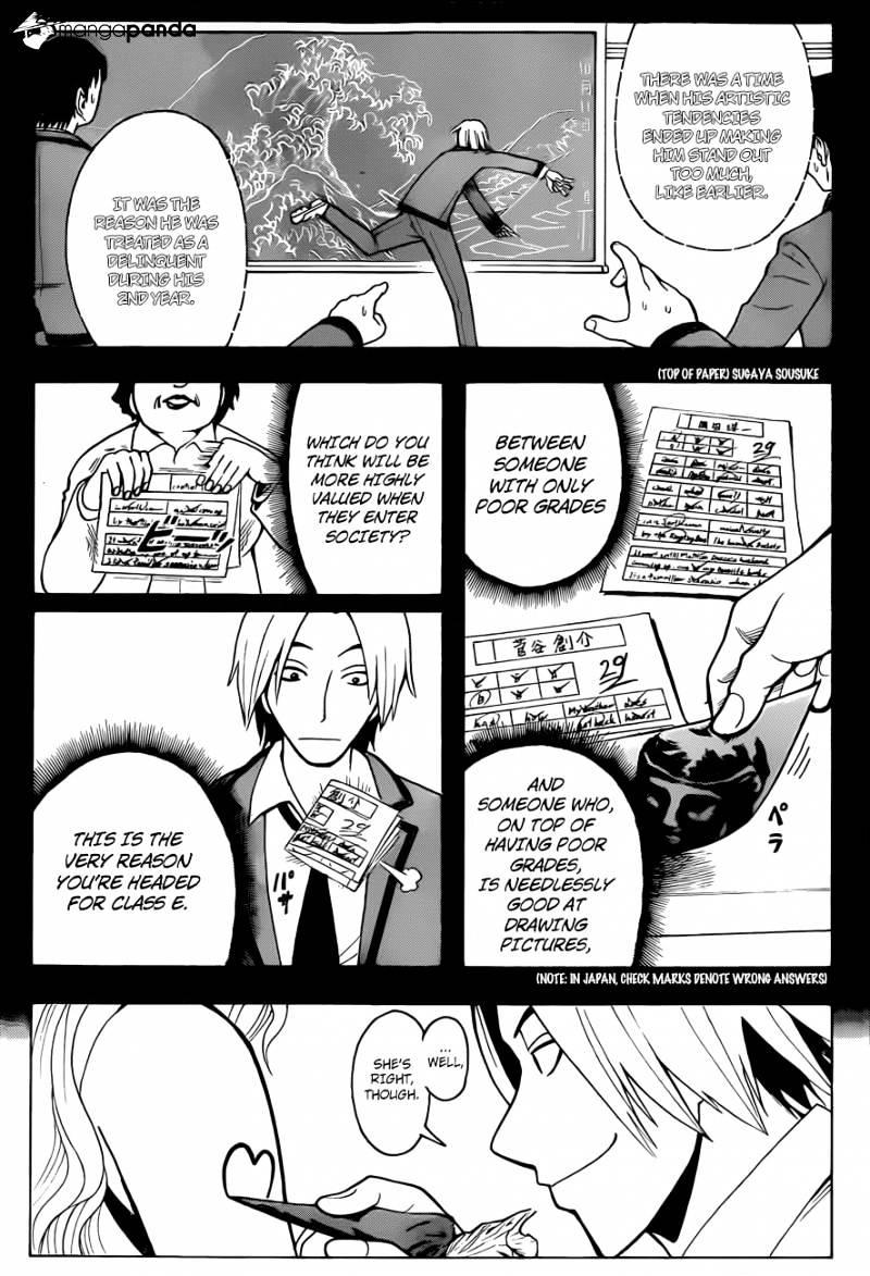 Ansatsu Kyoushitsu Chapter 37  Online Free Manga Read Image 12