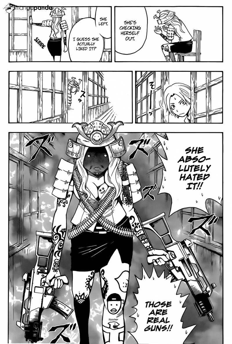Ansatsu Kyoushitsu Chapter 37  Online Free Manga Read Image 17