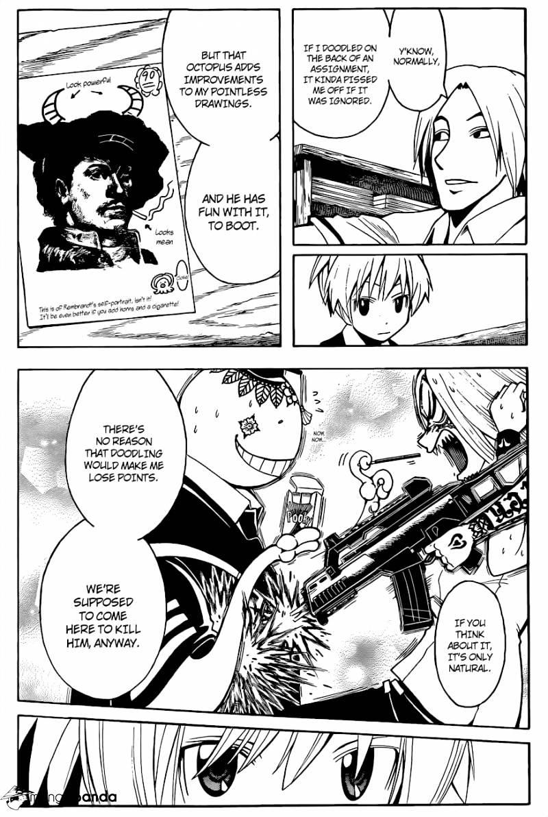 Ansatsu Kyoushitsu Chapter 37  Online Free Manga Read Image 19