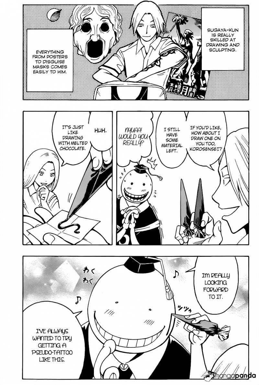 Ansatsu Kyoushitsu Chapter 37  Online Free Manga Read Image 6