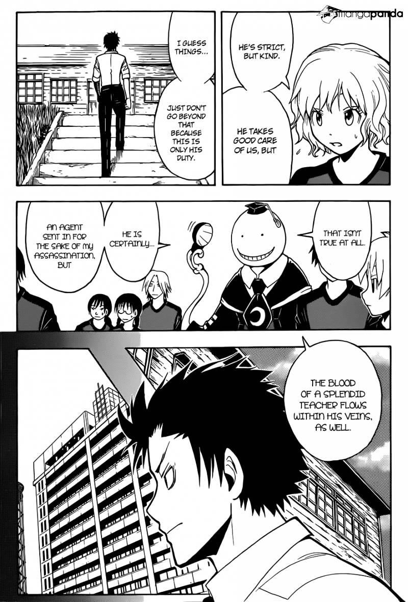 Ansatsu Kyoushitsu Chapter 38  Online Free Manga Read Image 14
