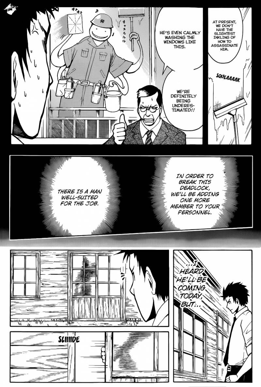 Ansatsu Kyoushitsu Chapter 38  Online Free Manga Read Image 16