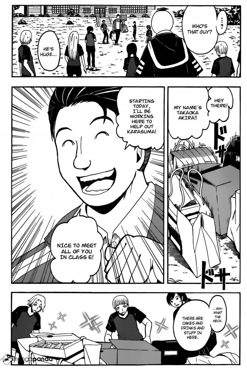 Ansatsu Kyoushitsu Chapter 38  Online Free Manga Read Image 18