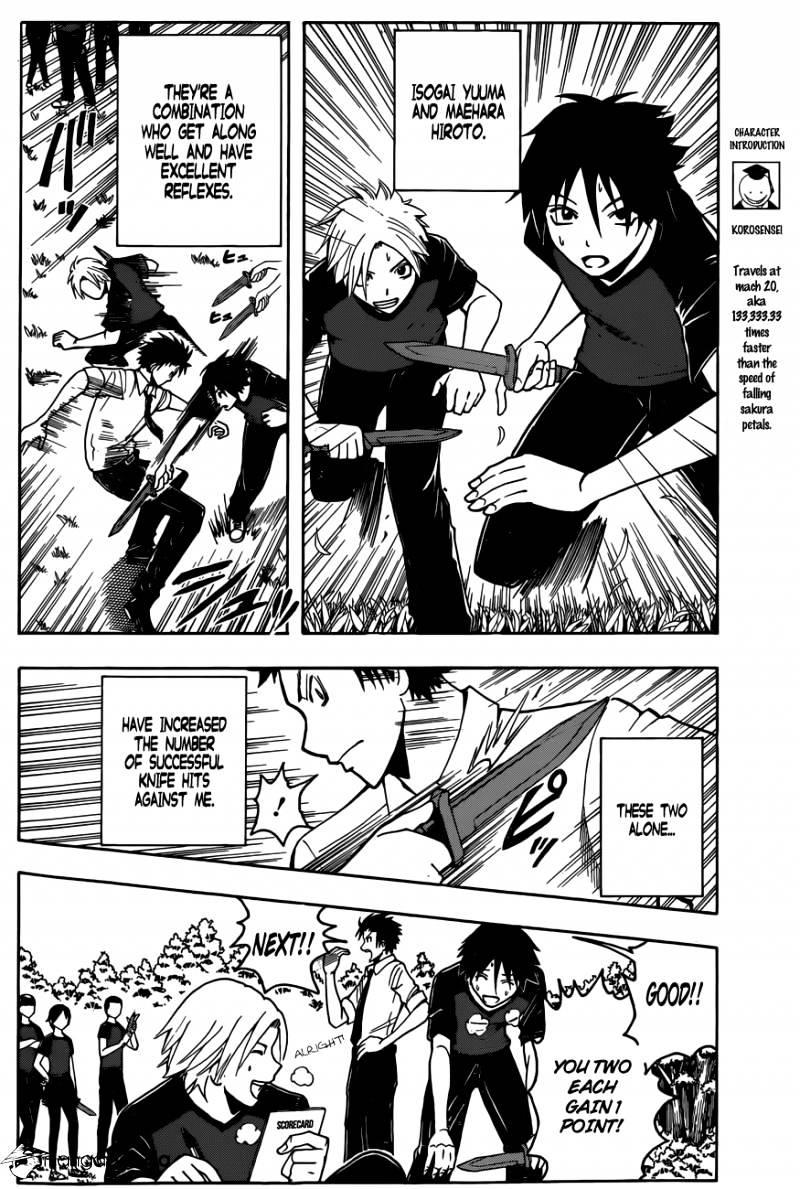 Ansatsu Kyoushitsu Chapter 38  Online Free Manga Read Image 6