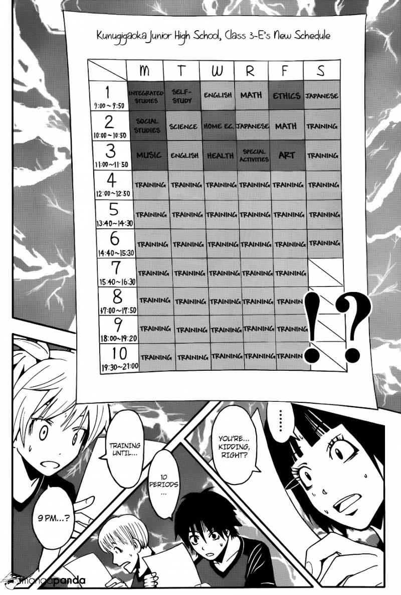 Ansatsu Kyoushitsu Chapter 39  Online Free Manga Read Image 11
