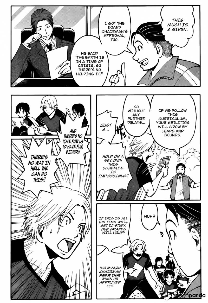 Ansatsu Kyoushitsu Chapter 39  Online Free Manga Read Image 12