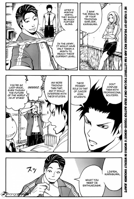 Ansatsu Kyoushitsu Chapter 39  Online Free Manga Read Image 5