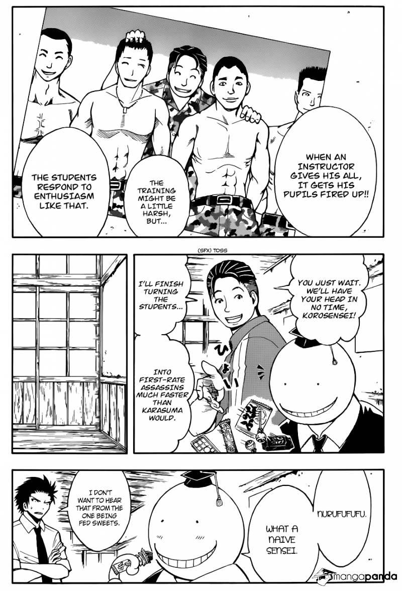 Ansatsu Kyoushitsu Chapter 39  Online Free Manga Read Image 6