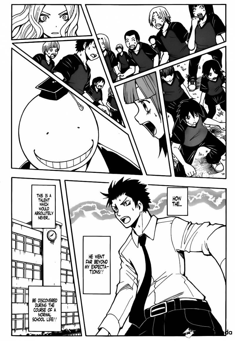 Ansatsu Kyoushitsu Chapter 41  Online Free Manga Read Image 17