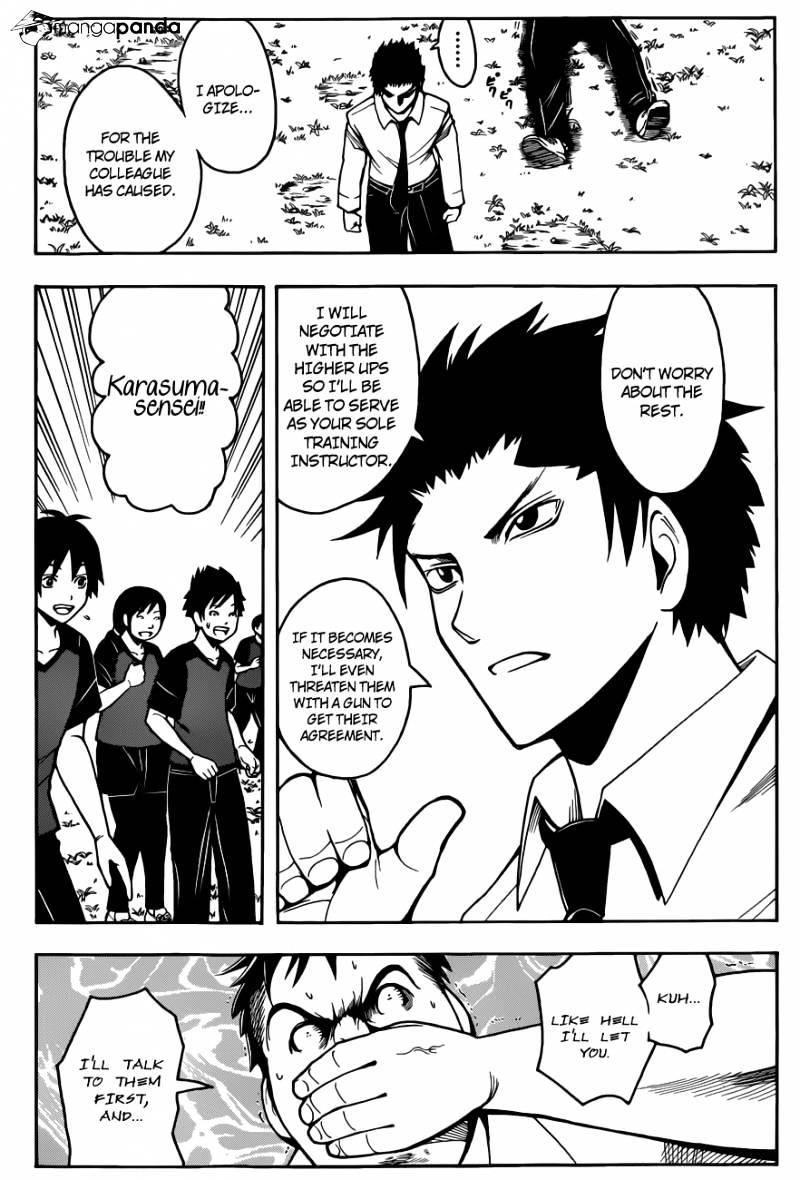 Ansatsu Kyoushitsu Chapter 42  Online Free Manga Read Image 12