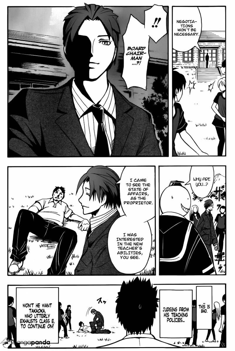 Ansatsu Kyoushitsu Chapter 42  Online Free Manga Read Image 13