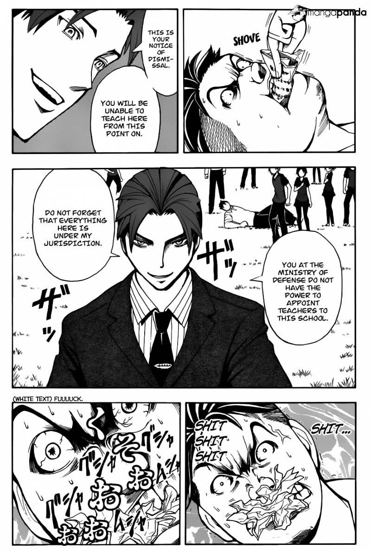 Ansatsu Kyoushitsu Chapter 42  Online Free Manga Read Image 15