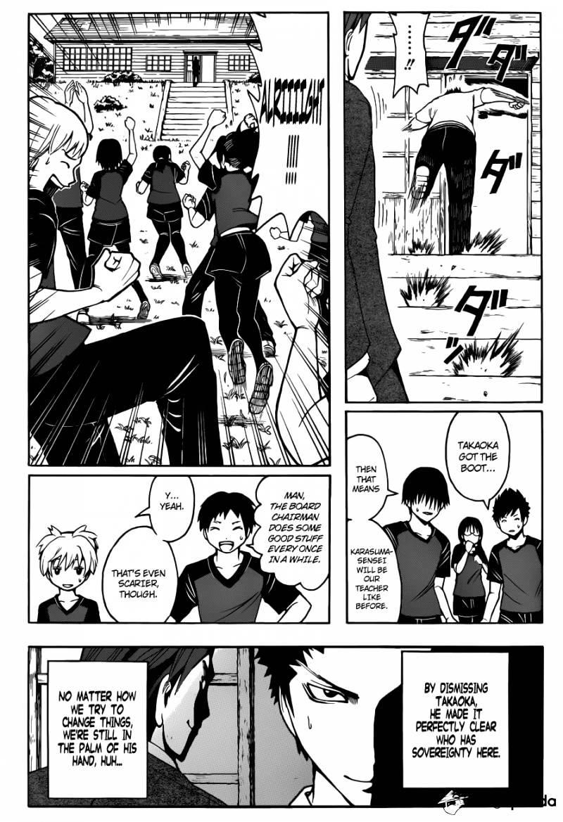 Ansatsu Kyoushitsu Chapter 42  Online Free Manga Read Image 16