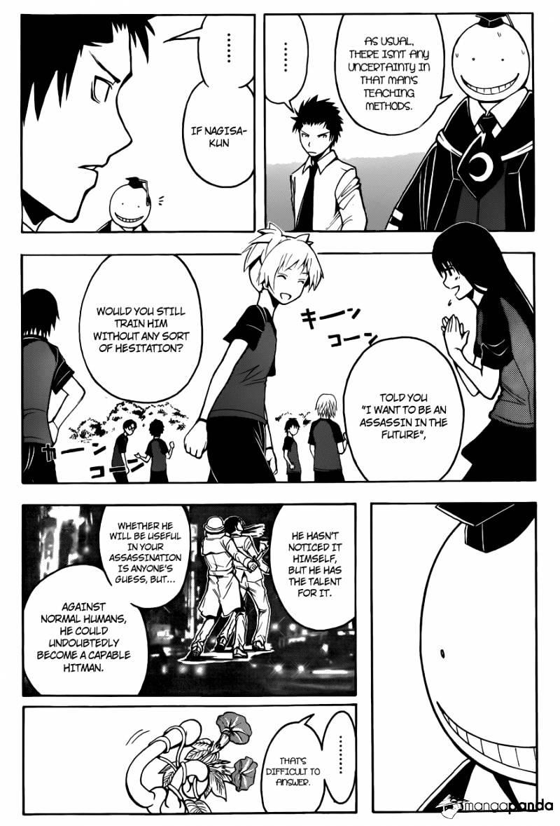 Ansatsu Kyoushitsu Chapter 42  Online Free Manga Read Image 17