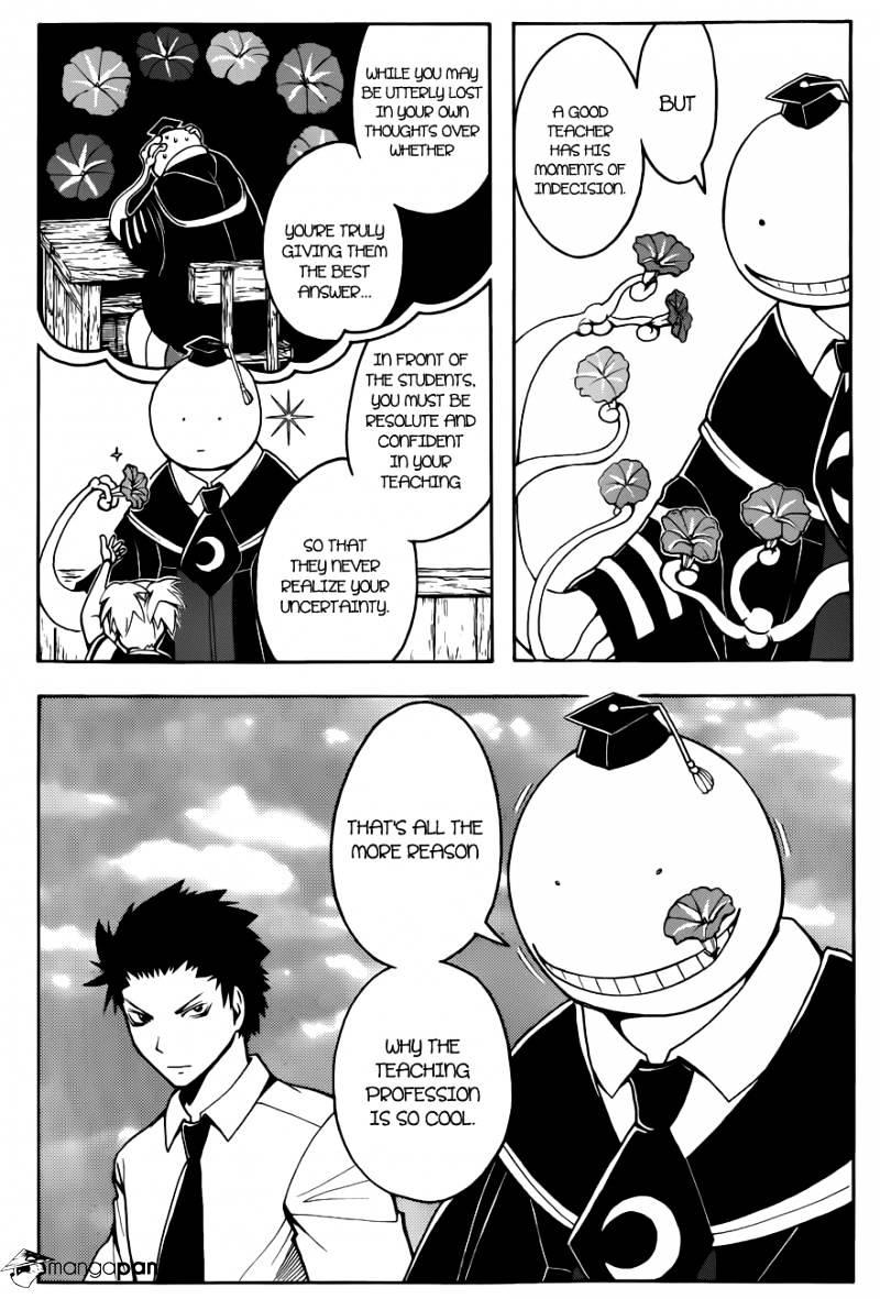 Ansatsu Kyoushitsu Chapter 42  Online Free Manga Read Image 18