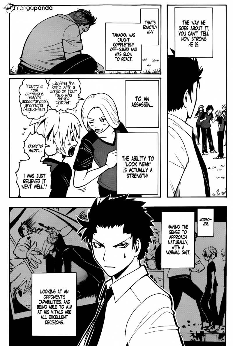 Ansatsu Kyoushitsu Chapter 42  Online Free Manga Read Image 5