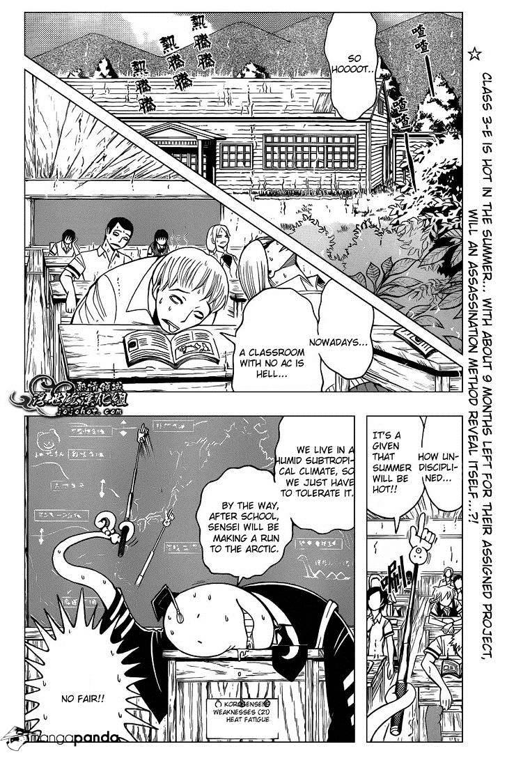 Ansatsu Kyoushitsu Chapter 43  Online Free Manga Read Image 2