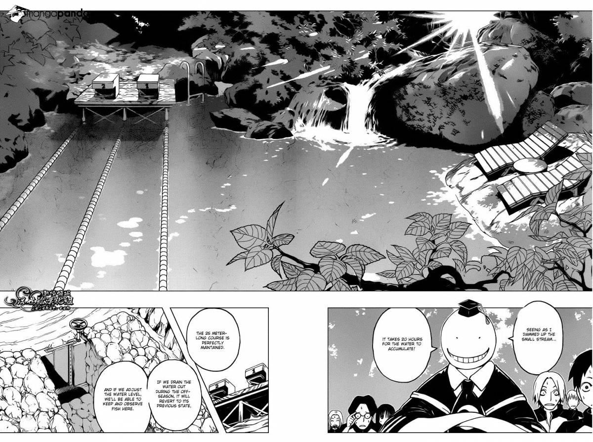 Ansatsu Kyoushitsu Chapter 43  Online Free Manga Read Image 8