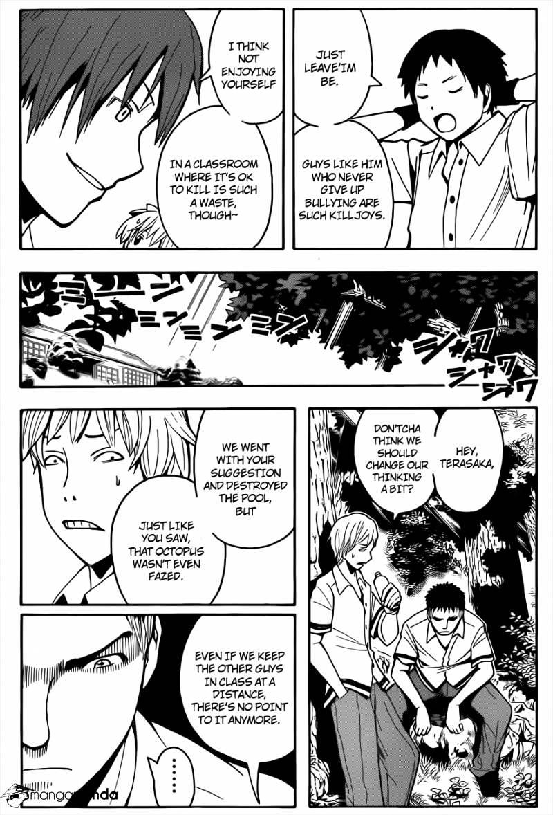 Ansatsu Kyoushitsu Chapter 46  Online Free Manga Read Image 10