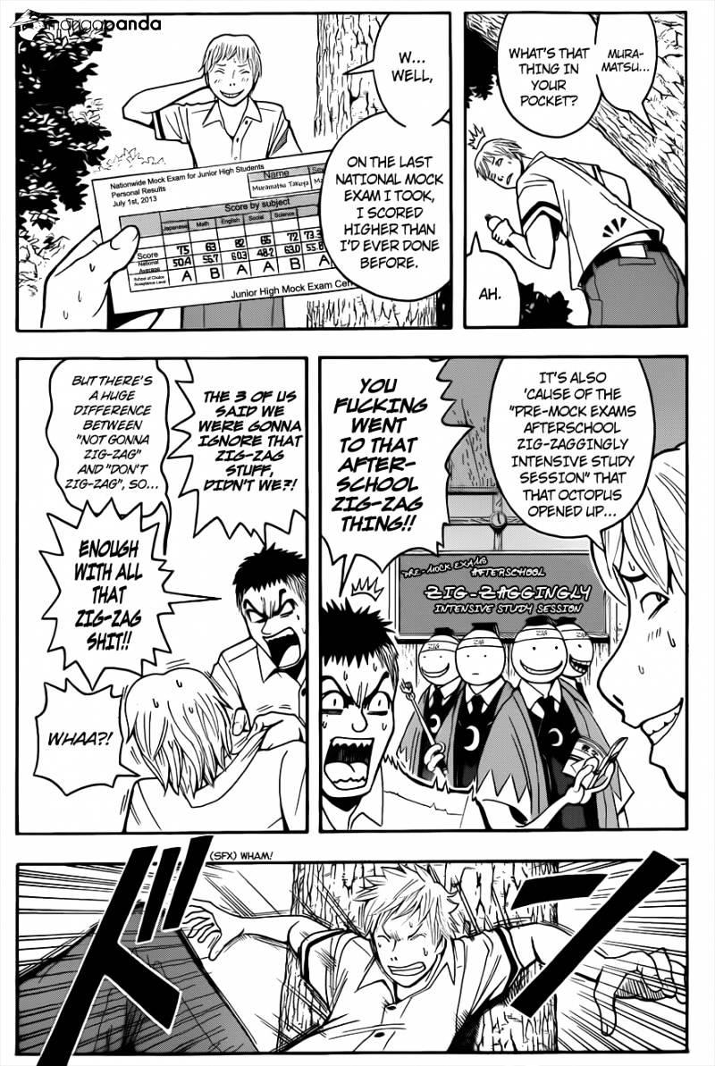 Ansatsu Kyoushitsu Chapter 46  Online Free Manga Read Image 11