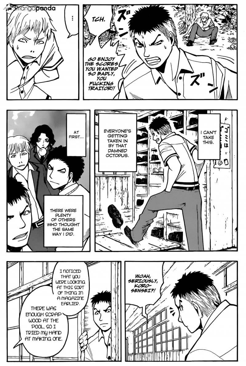 Ansatsu Kyoushitsu Chapter 46  Online Free Manga Read Image 12
