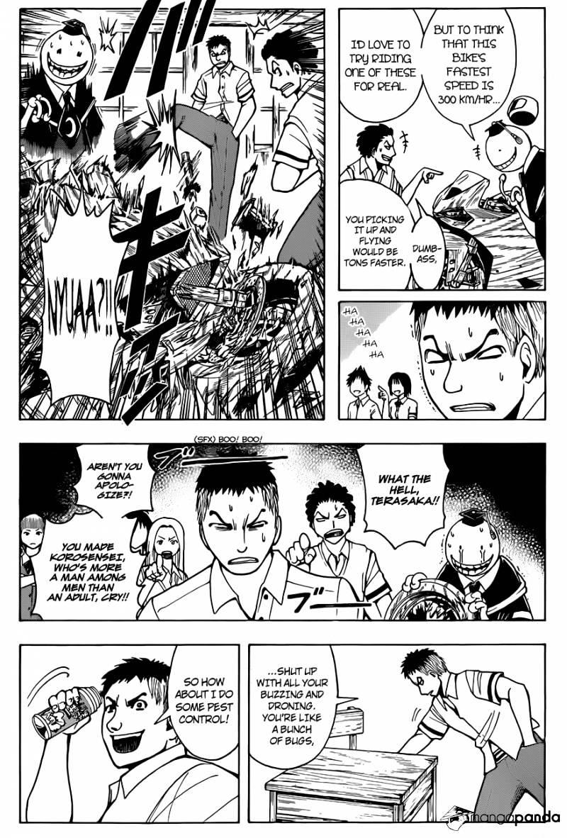 Ansatsu Kyoushitsu Chapter 46  Online Free Manga Read Image 14