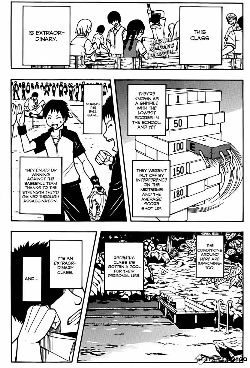 Ansatsu Kyoushitsu Chapter 46  Online Free Manga Read Image 4