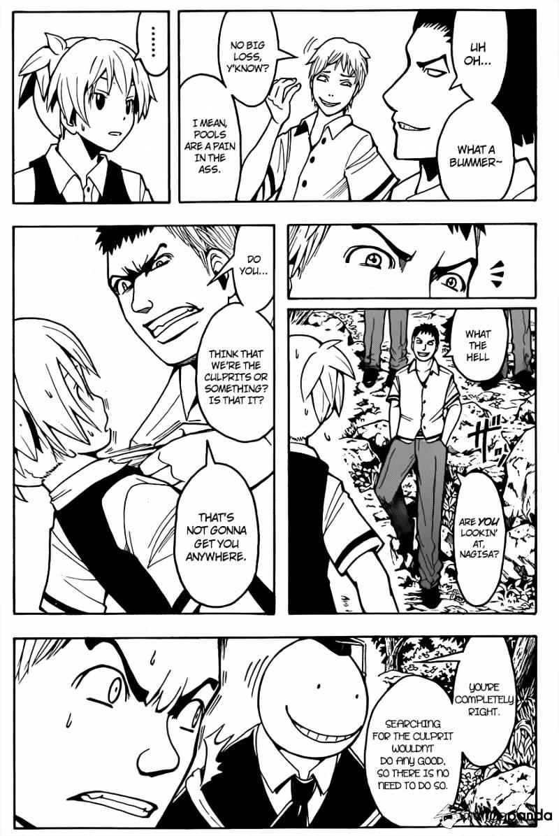 Ansatsu Kyoushitsu Chapter 46  Online Free Manga Read Image 7