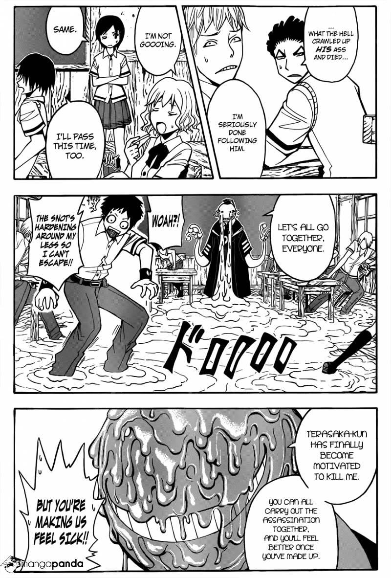 Ansatsu Kyoushitsu Chapter 47  Online Free Manga Read Image 12