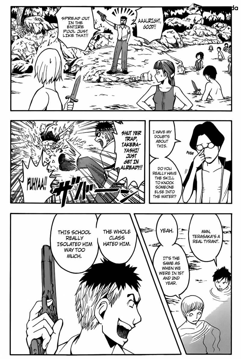 Ansatsu Kyoushitsu Chapter 47  Online Free Manga Read Image 15
