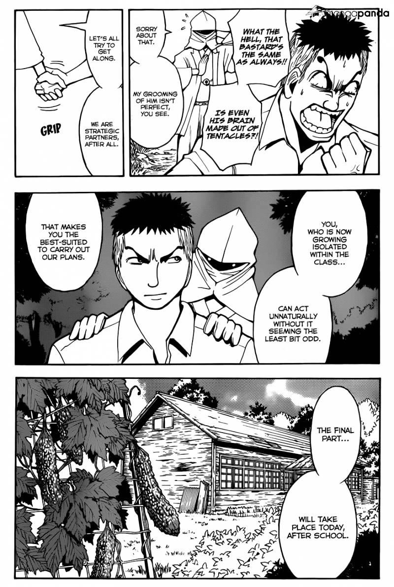 Ansatsu Kyoushitsu Chapter 47  Online Free Manga Read Image 7