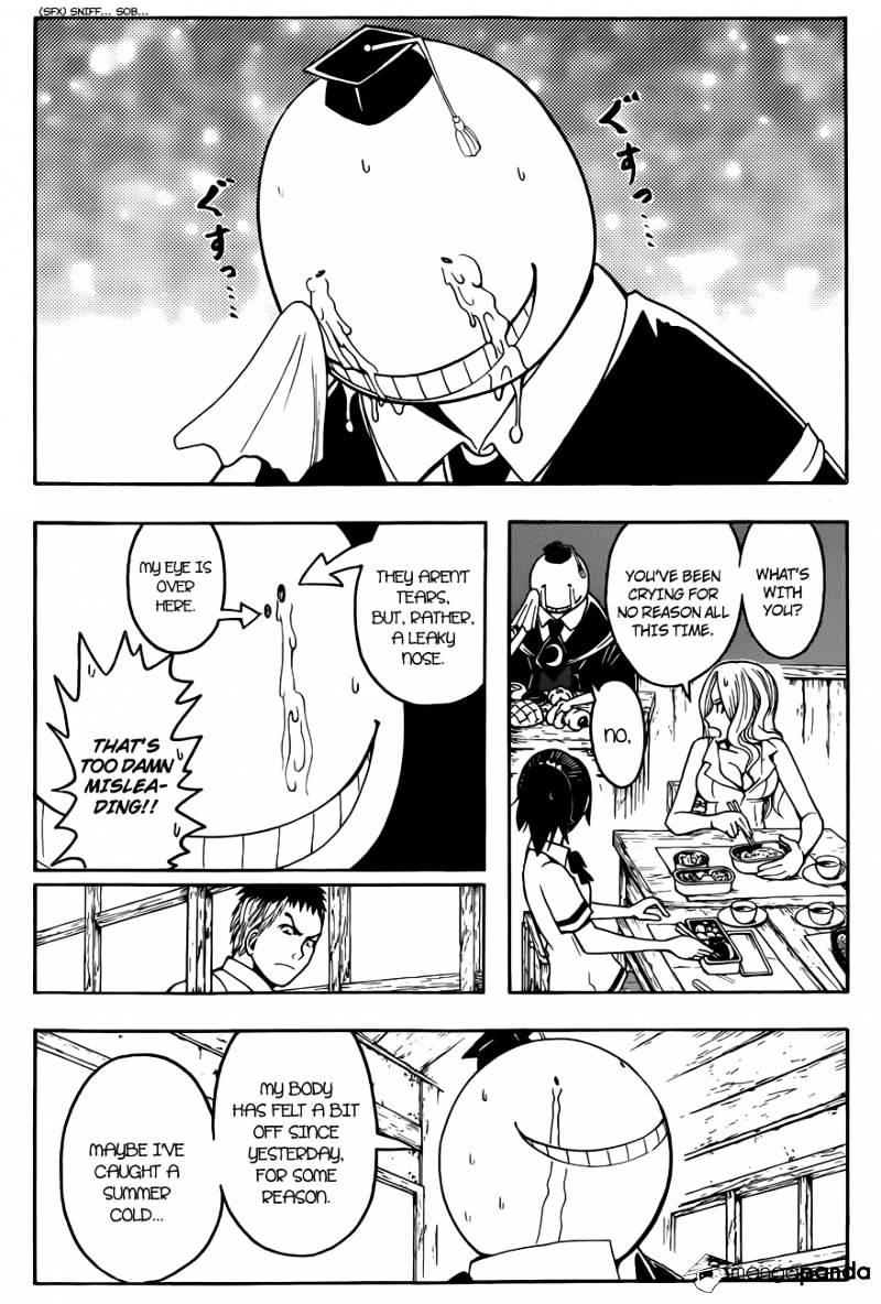 Ansatsu Kyoushitsu Chapter 47  Online Free Manga Read Image 8