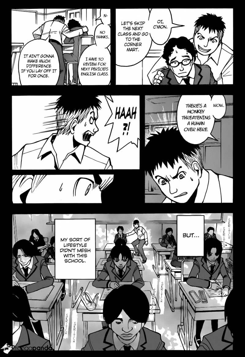 Ansatsu Kyoushitsu Chapter 48  Online Free Manga Read Image 12