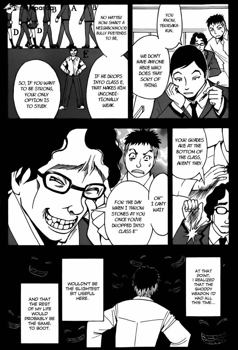 Ansatsu Kyoushitsu Chapter 48  Online Free Manga Read Image 13