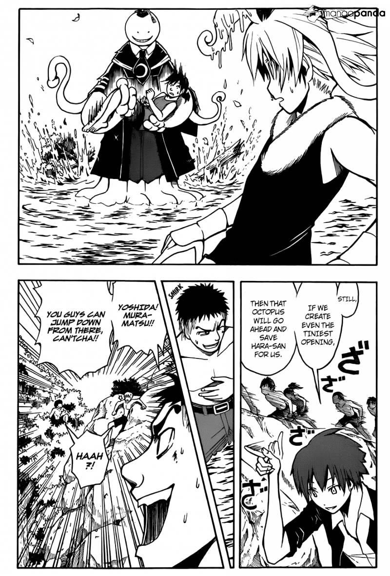 Ansatsu Kyoushitsu Chapter 49  Online Free Manga Read Image 11